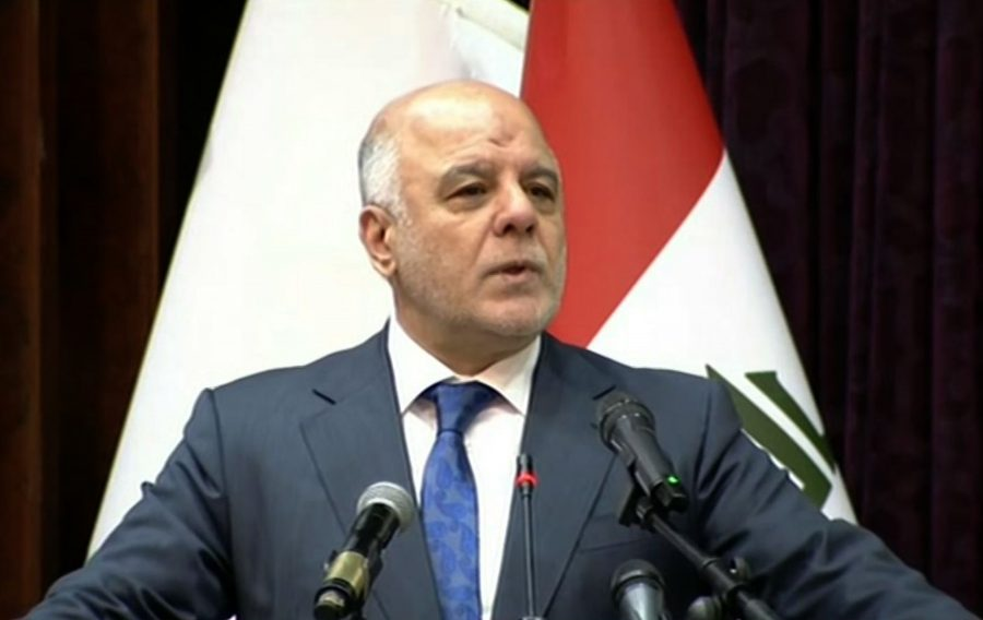 Prime minister of Iraq, Iraq, Islamic State