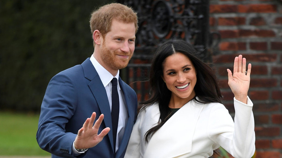 Prince Harry and Meghan Markle, Breaking tradition, British, Royal Family,