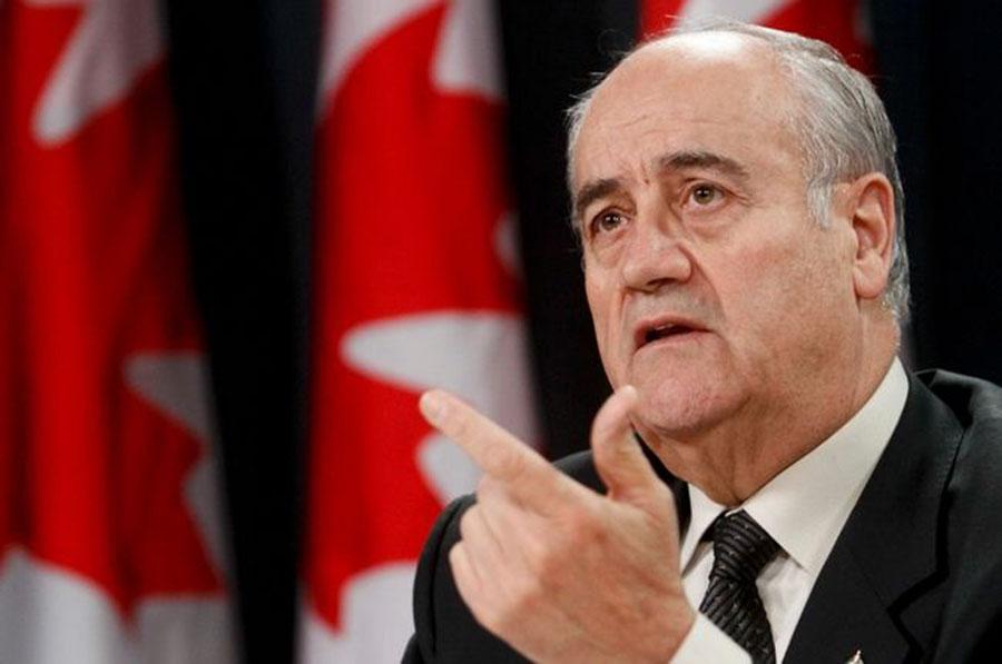 Marijuana turning legal in Canada, Next summer for recreational pot, Julian Fantino