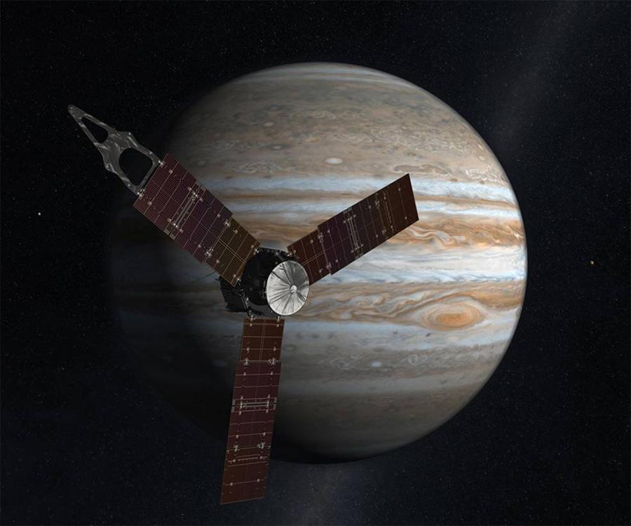 Juno, Jupiter, NASA, Clouds