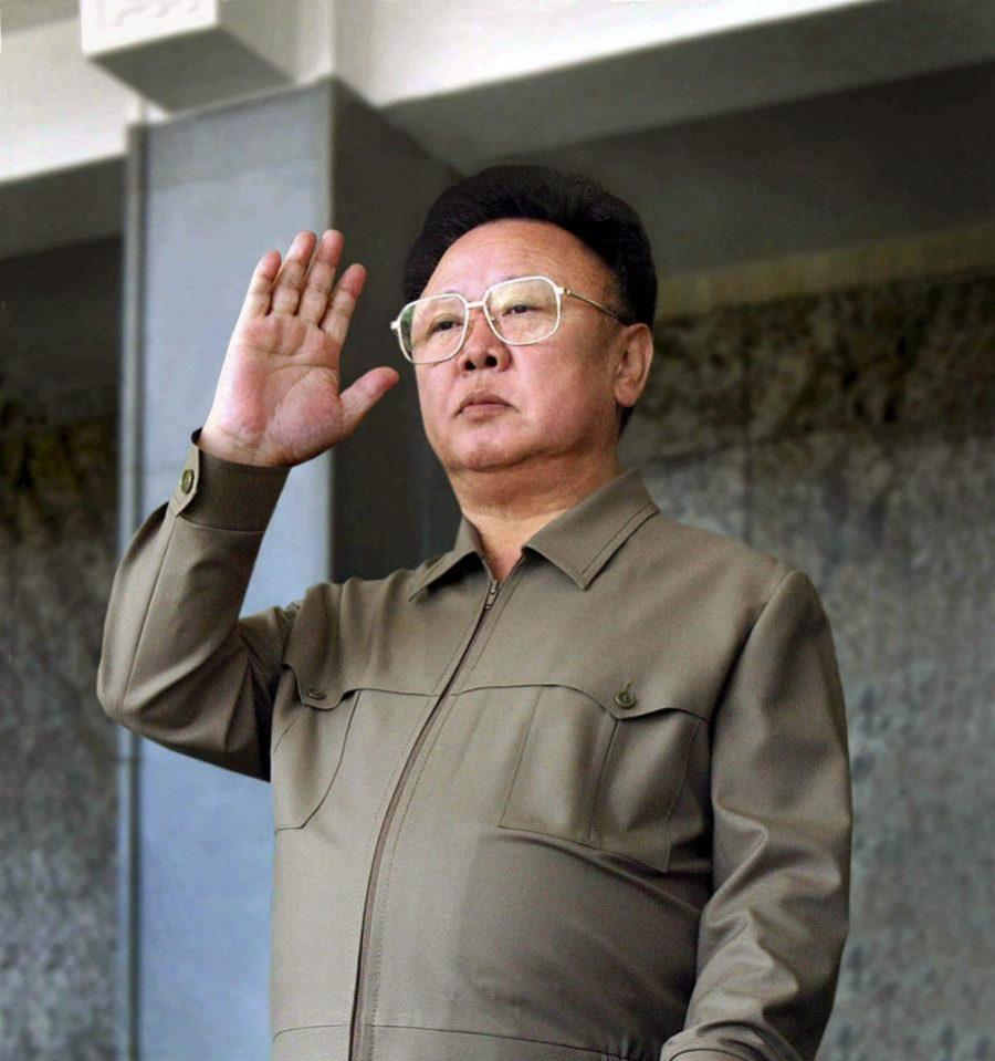 north korea, kim jong il, communist party