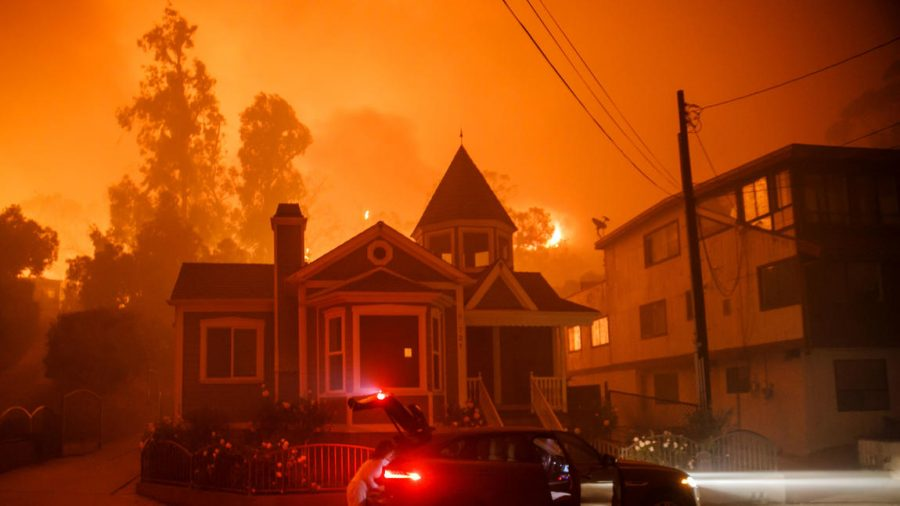 Climate Change, Wildfires in California, Thomas Fire, Venture County, devastation in California, California Governor