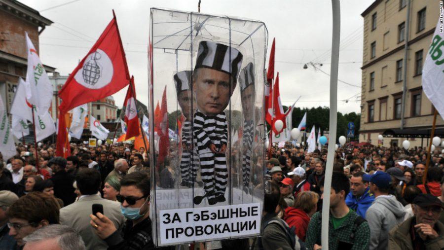 Alexei Navalny, Russia, Vladimir Putin, Protests in Russia, Navalny calls for protests in Russia, Navalny imprisoned
