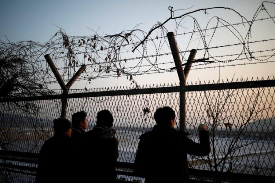 Kim Jong Un, Donald Trump, North Korea, South Korea