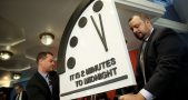 "Bulletin of the Atomic Scientists and the symbolic ""Doomsday Clock"", The closest to destruction, Cold War and World War II"