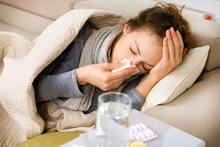 Increasing number of deaths across the country due to the flu, Influenza spreading across the Unites States of America