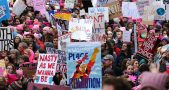 Largest rallies in the US, Women's March reuniting thousands on Saturday, Government's shutdown