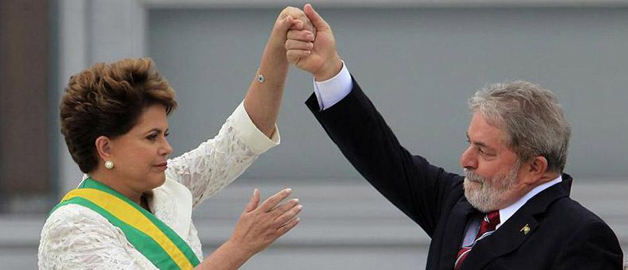 Former Brazil President Luiz Inácio Lula da Silva, Corruption and money laundry, Construction company apartment