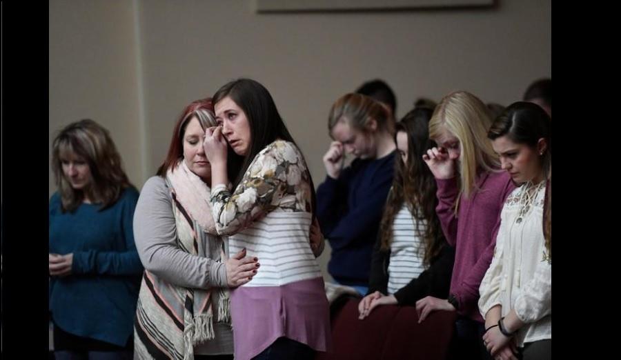 School shooting in Kentucky, Two dead in Kentucky school shooting