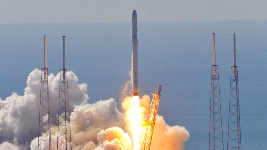 SpaceX delays the Falcon 9 Rocket launch, Internet worldwide, Nasa and Elon Musk's company