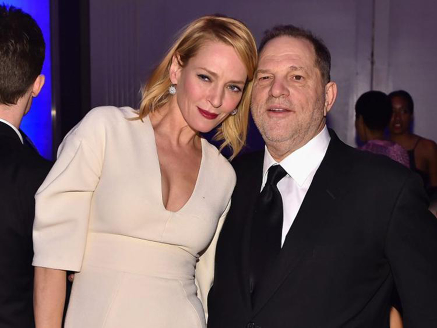 Uma Thurman finally break silence and talk about Harvey Weinstein's accusation, Pulp Fiction and Kill Bill director Quentin Tarantino