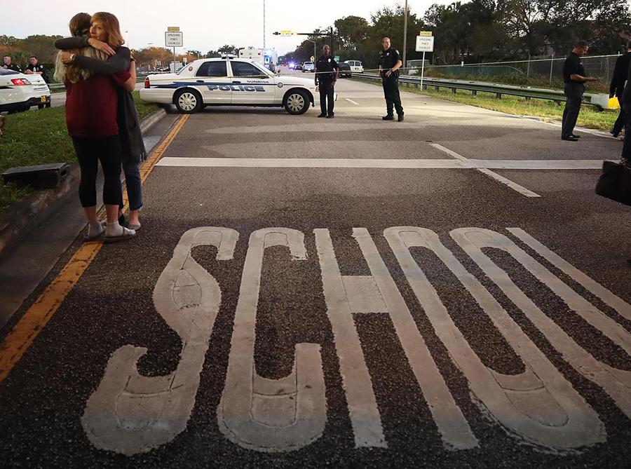 Florida Governor Rick Scott, Florida Deputy a Coward, The Parkland shooting, Scott Israels