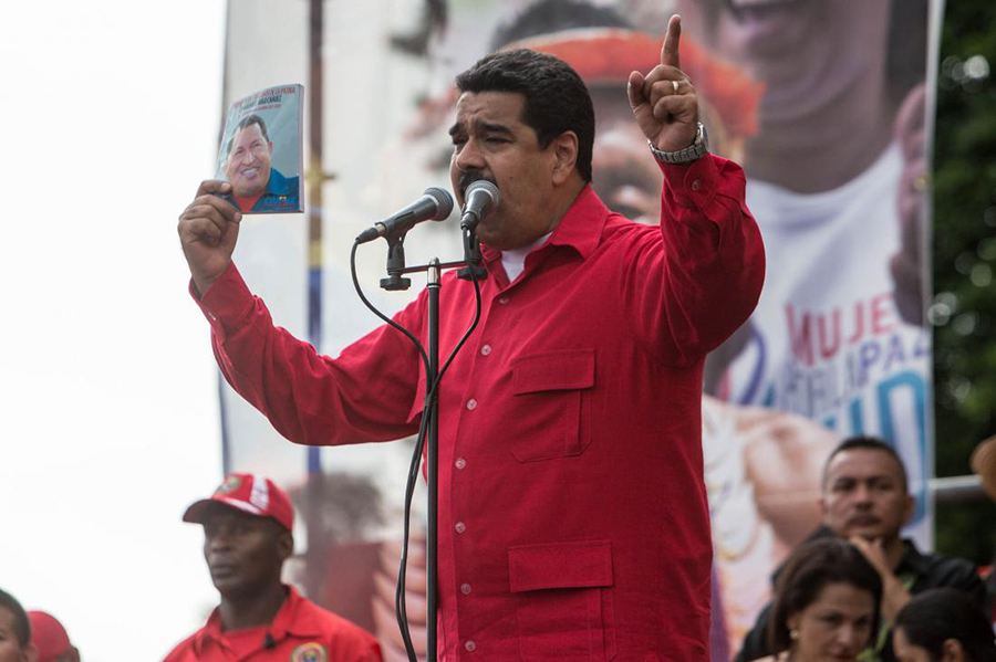 Venezuelan President Nicolas Maduro wants to be reelected for the upcoming period, Sanctions against Venezuela from the US, Nicolas Maduro reelection, Venezuela presidential elections, Venezuela opposition, Nicolas Maduro