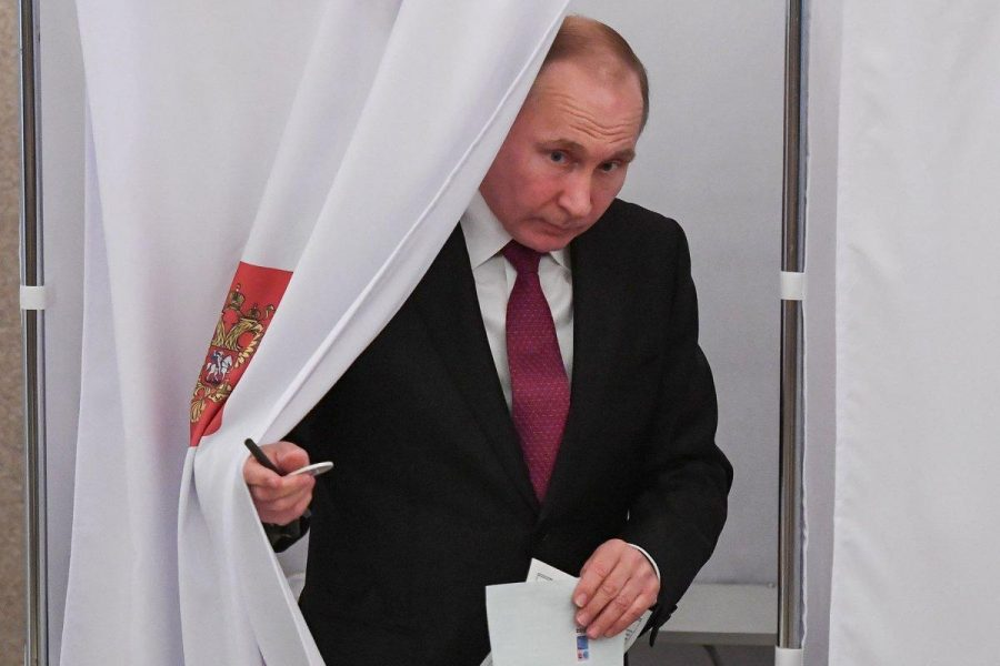 Russia, Vladimir Putin, Russian presidential elections 2018