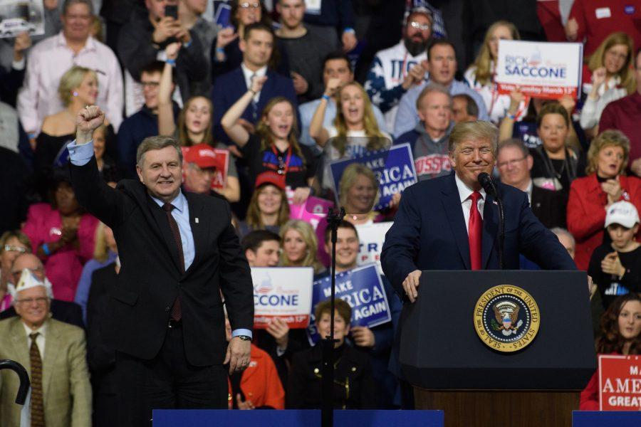 Pennsylvania, Rick Saccone, Donald Trump,