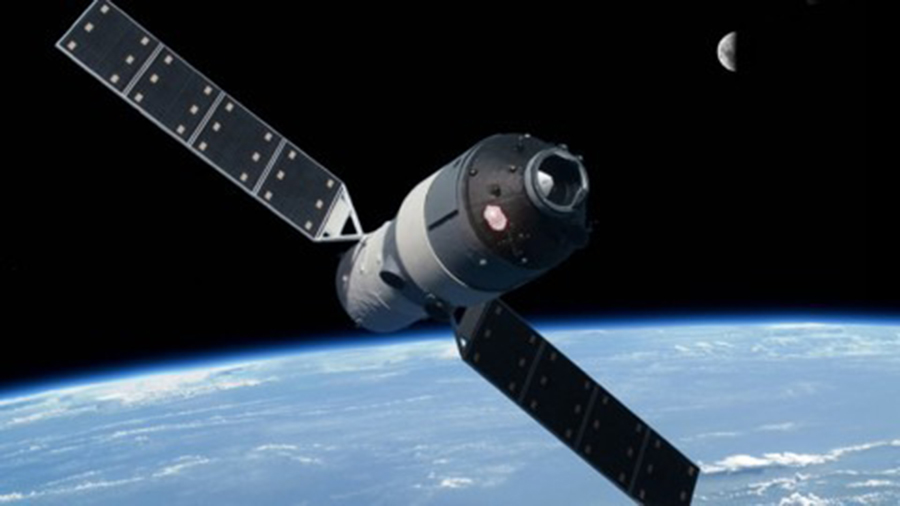 The Heavenly Palace, Tiangong-1, Chinese space station falling to Earth without control
