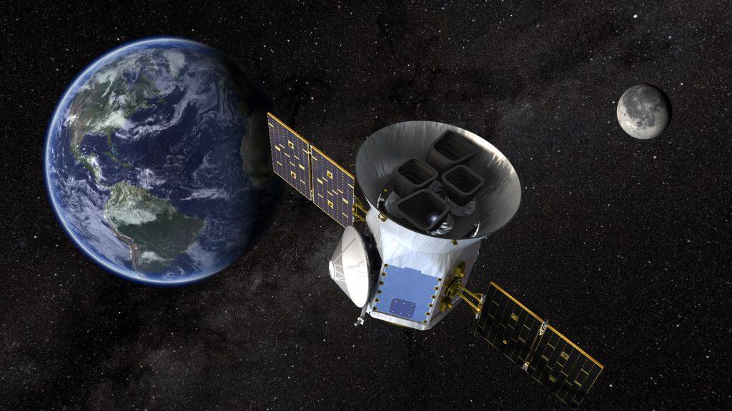 exoplanets, planet hunter, NASA, TESS