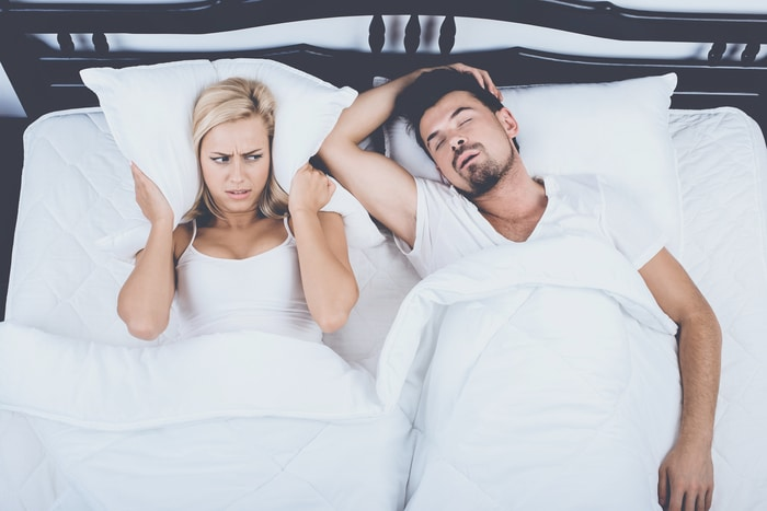 Couple Sleeping Problems