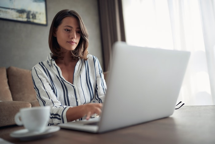 Online Business Working From Home