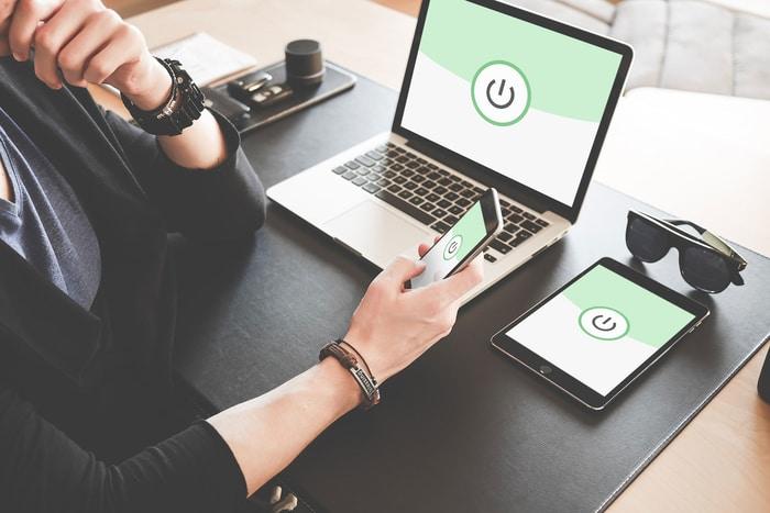 Home Office VPN