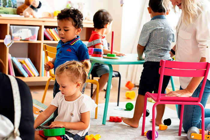 How To Increase Efficiency In An Underfunded Nursery With Tech