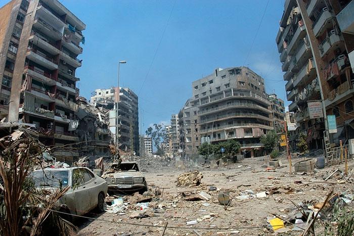 Beirut Explosion That Killed 150 People; Lebanese President Asks France For Help