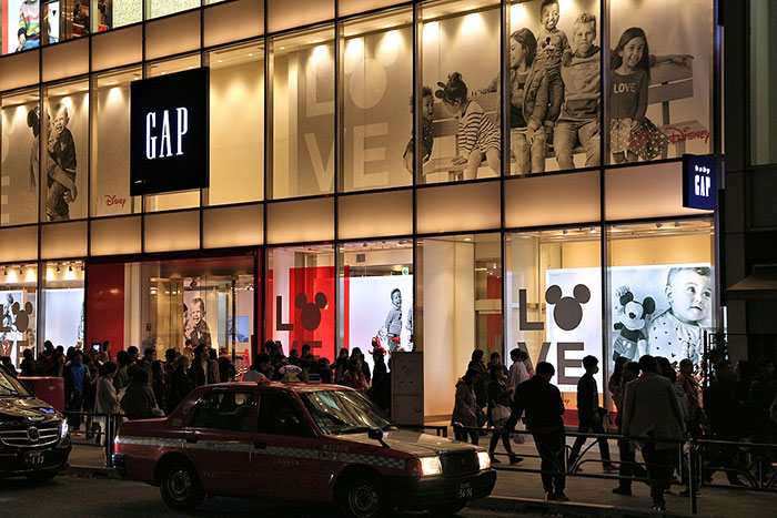 Gap Inc. to close 220 stores, bailing from numerous malls