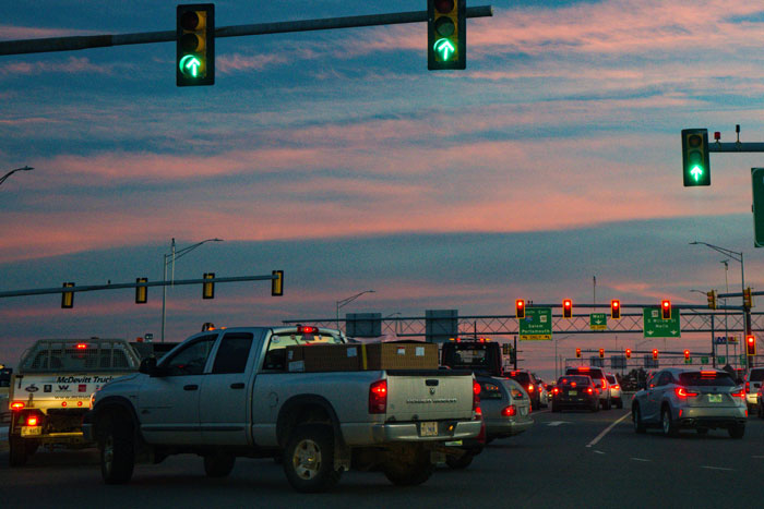 What California City Is Worst for Traffic Accidents?