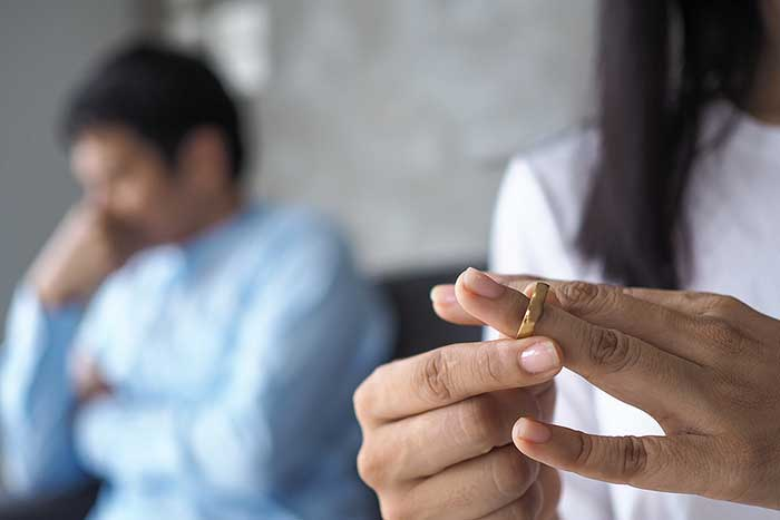 How Domestic Violence Affects Divorce