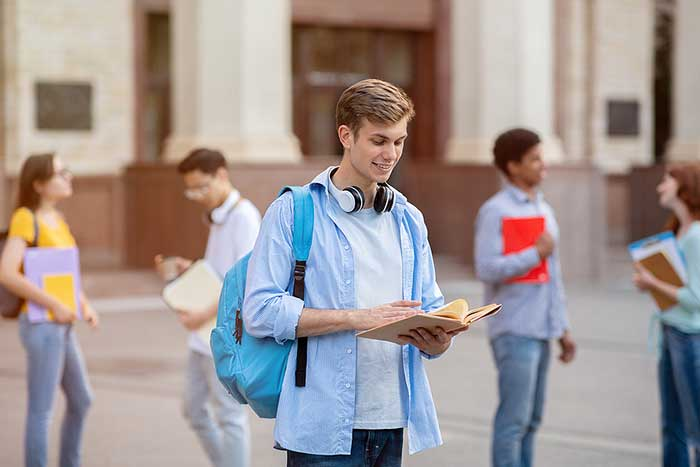 Erin Moriarty, Loyola University's Associate VP and Dean of Undergraduate Admissions, Explains How to Get Into College in Seven Steps