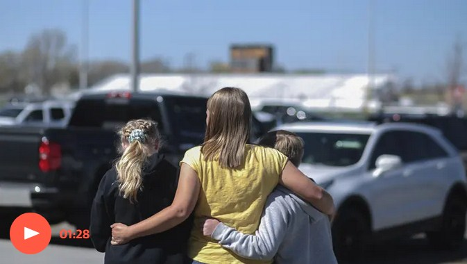 Sixth-Grade Girl Shoots Students in Idaho Middle School; Disarmed By Teacher