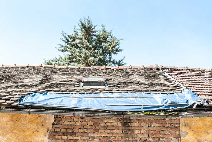 Bad Weather Reveals Good Roofs and Bad Roofs