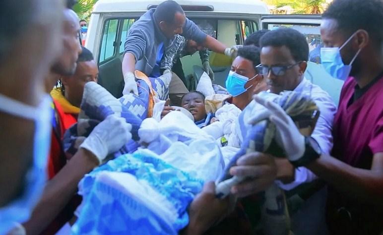 Ethiopian Airstrike Kills 64 in a Market in Tigray, International Community Reacts