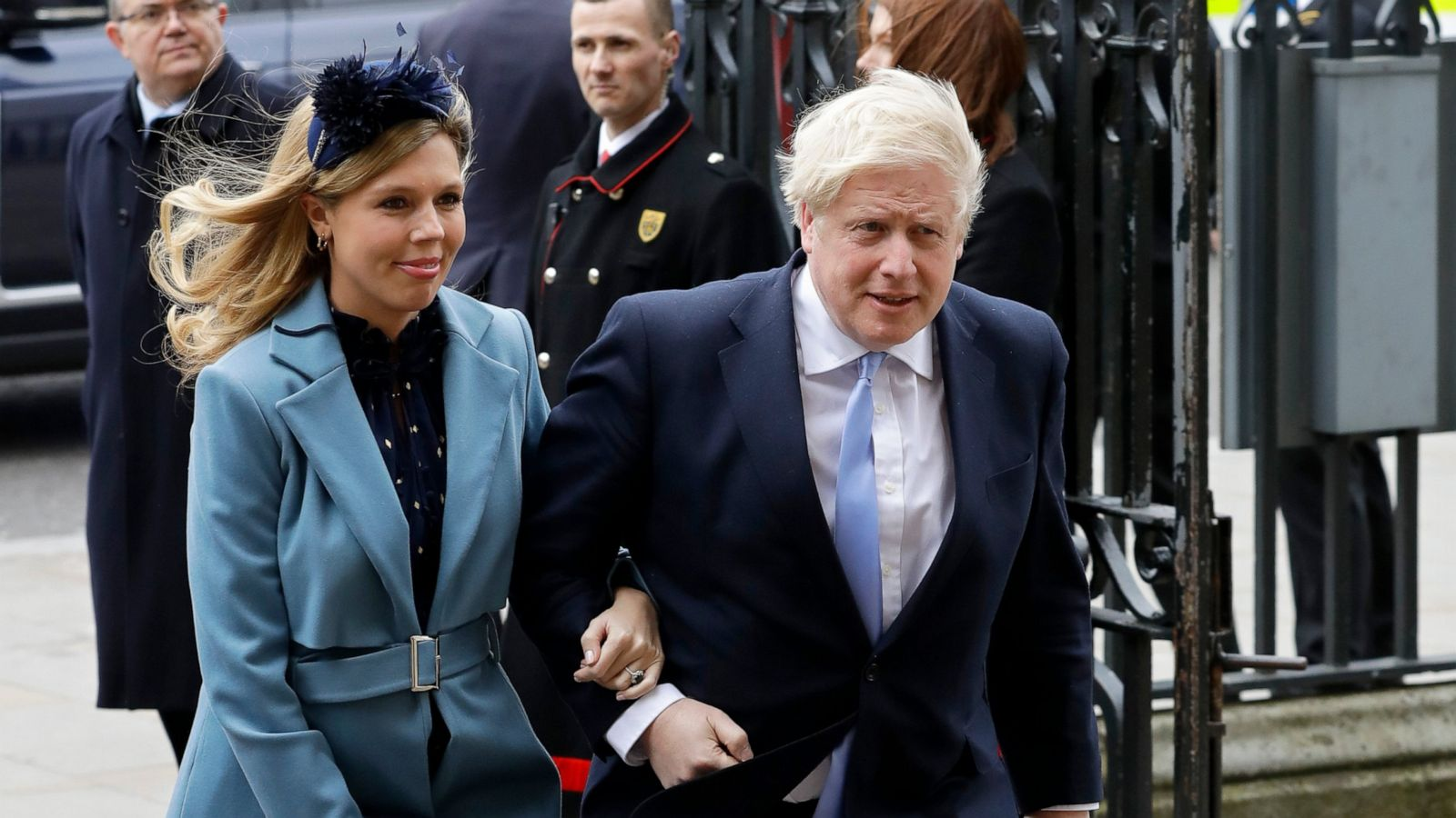 Boris Johnson's Wife Expects a Baby in December after Suffering Miscarriage