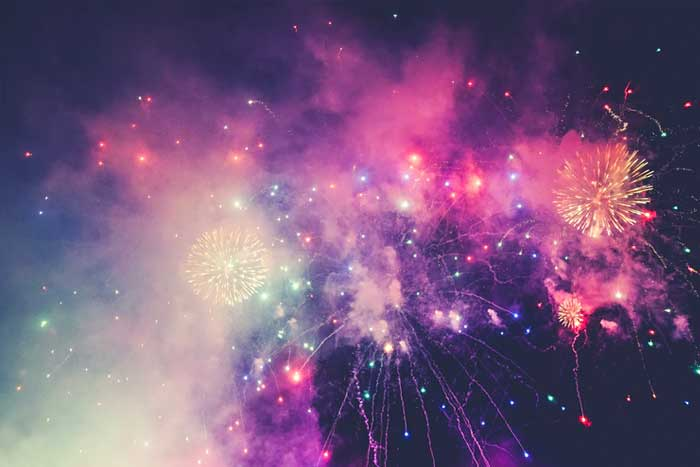 Fireworks and Pollution: Reducing the Impact