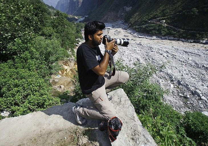 Pulitzer-Winning Reuters Photographer, Danish Siddiqui, Killed In Taliban-Afghan Crossfire
