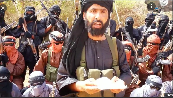 French Forces Kill ISIS Leader in Africa with Drone Strike