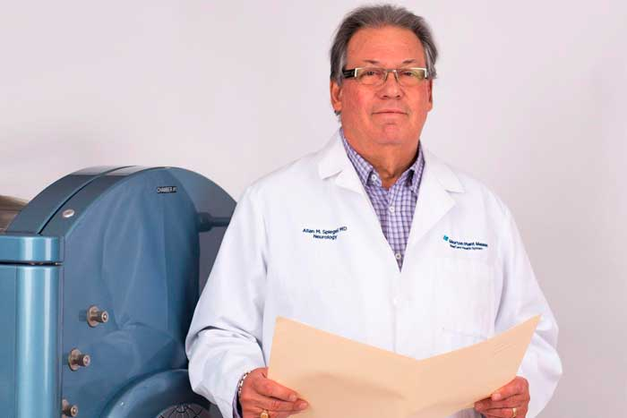 Pain in the Nerve? Dr. Allan Spiegel Discusses Peripheral Neuropathy
