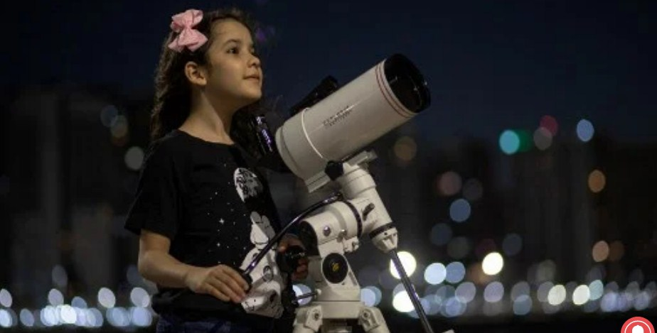 Eight-Year-Old Girl Finds 18 Asteroids, Named Youngest Astronomer in the World