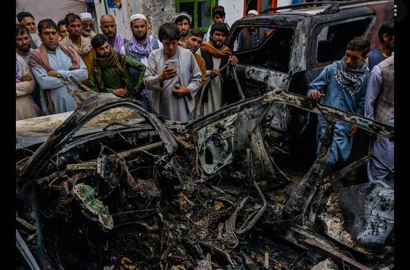 US Govt to Pay Families of 10 Civilians Killed By Drone Strike in Afghanistan